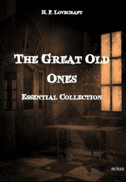 H.P. Lovecraft: The great old ones, cthulhu, Klassiker, Horror, Mythos, scius-Verlag