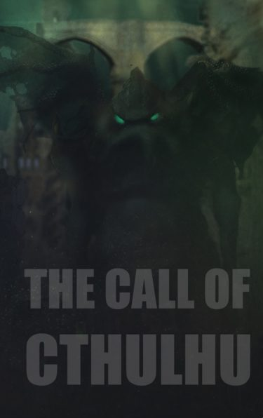 H.P. Lovecraft: The call of cthulhu, Klassiker, Horror, Mythos, scius-Verlag