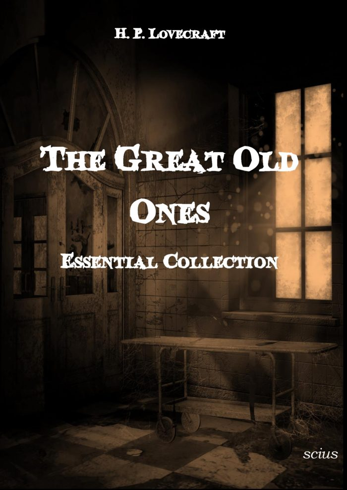 H.P. Lovecraft: The great old ones, cthulhu, Klassiker, Horror, Mythos, scius-Verlag